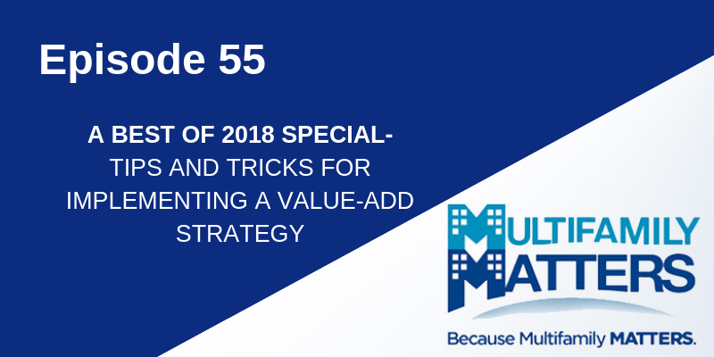 Episode 55 | Multifamily Matters